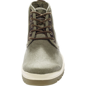Timberland City Blazer Chukka Schoenen Heren, olive canvas/leather